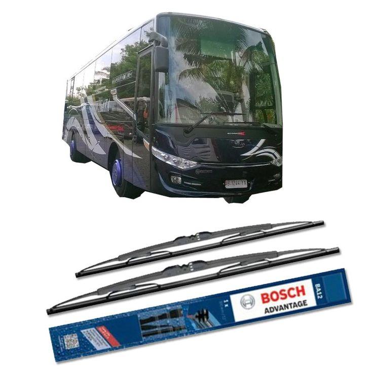 """Bosch Sepasang Wiper Kaca Mobil Bus/Bis Tipe Scorpion X Advantage 28"""" & 28"""" - 2 Buah/Set  Umur Pakai & Daya Tahan Lebih Lama Penyapuan kaca yang senyap Performa Sapuan Optimal Instalasi Mudah & Cepat Original Produk Bosch  http://klikonderdil.com/with-frame/1193-bosch-sepasang-wiper-kaca-mobil-mobil-busbis-tipe-scorpion-x-advantage-28-28-2-buahset.html  #bosch #wiper #jualwiper #bisscorpion"""