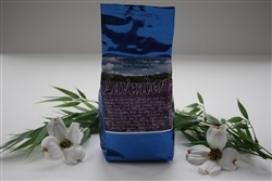 Bath Salts - LAVENDER (750 g.)    Solar Salt with The purest essential oils of Lavender, Clary sage and Ylang Ylangand Lavender Flowers.
