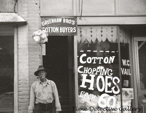1936 Cotton Buyer S Store In Marianna Arkansas Quot Cotton