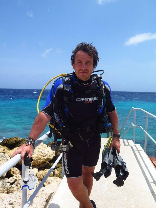 Artikel - Heerlijk duiken op Curaçao! - Borsato