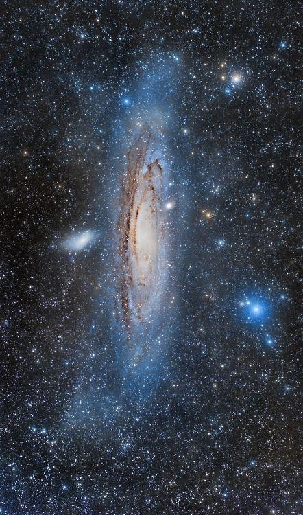 Andromeda Galaxy Credit: Raul Villaverde Fraile