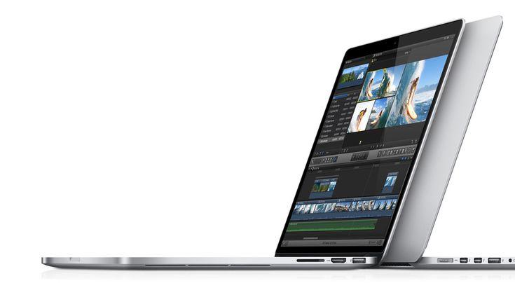 "MacBook Pro with Retina display (15"", 512 GB HD, 16 GB RAM)"