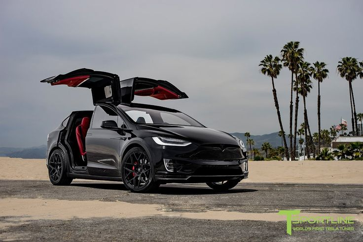 2016 Tesla Model X P100D – $ 135,000.00 Dual Motor All Wheel Drive Solid Black Paint Black Leather Seats – $2,500.00 Carbon Fiber Decor– $ 1,000.00 Black Headl