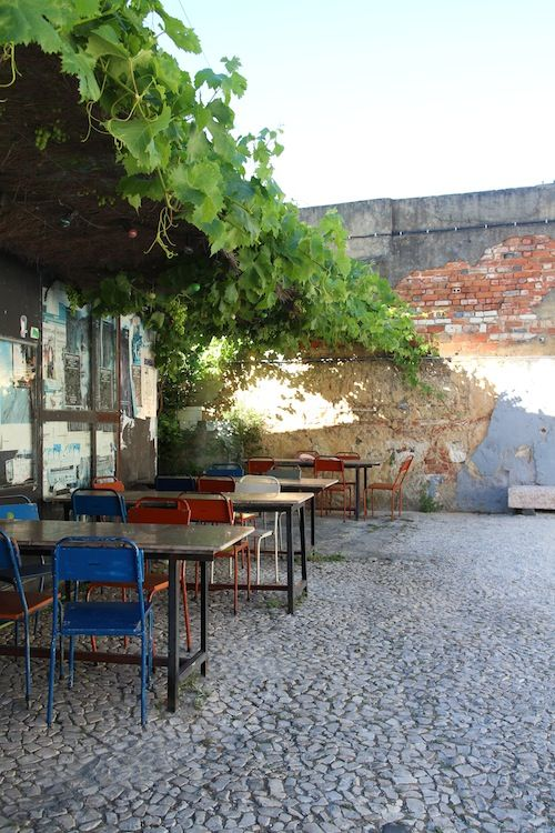 LX Factory Lisbon by Petite Passport