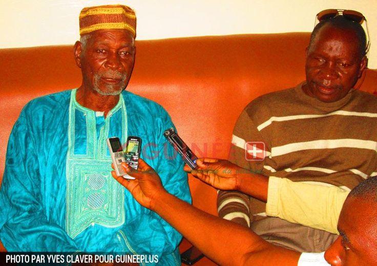 Guinée forestière: Le  Patriarche Mölou Holomo Hazaly Zogbelemou Sous La Pression De L'autorite Guineenne Par Le Billet Du Colonel Teboro Camara