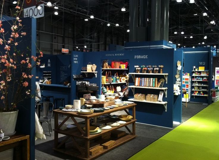 Exhibition Booth Area : Forage booth at nyigf walls mobile selling pinterest