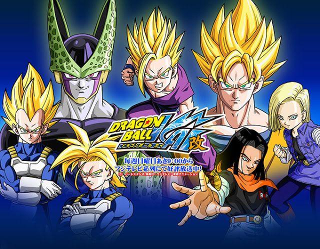 Dragon Ball Kai (2014) [Batch] [Subtitle Indonesia] - ANIME COLLECTION SAVE