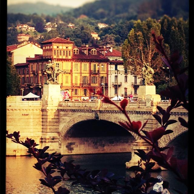 Ponte sul Po Torino