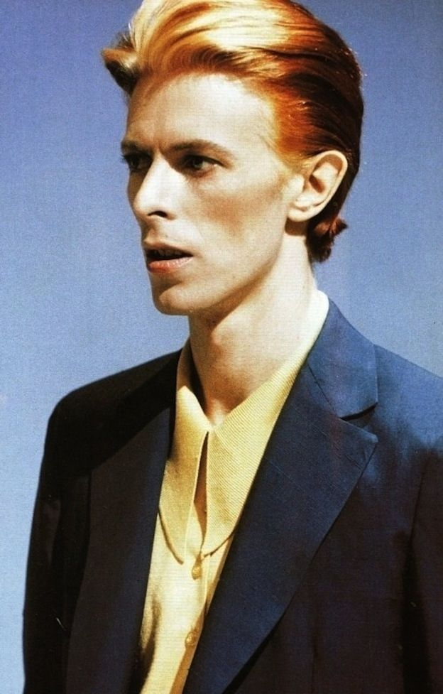As the Thin White Duke, he slayed our hearts.