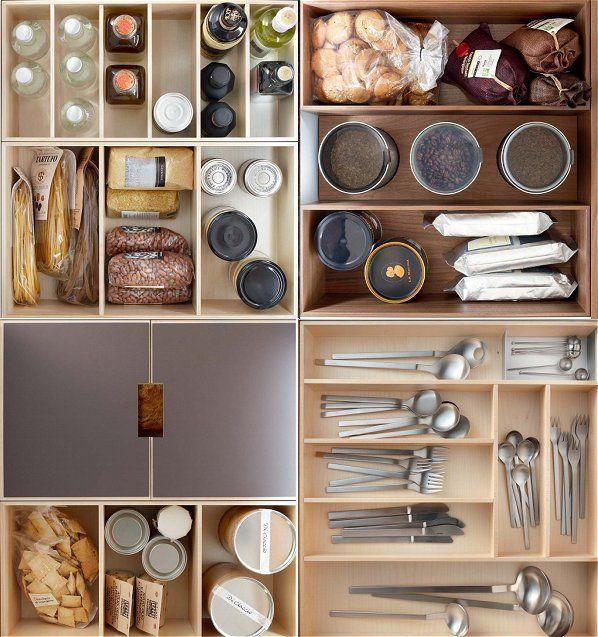 Modern Kitchen Accessories: 17 Best Images About Sleek Modern Luxury Kitchens For