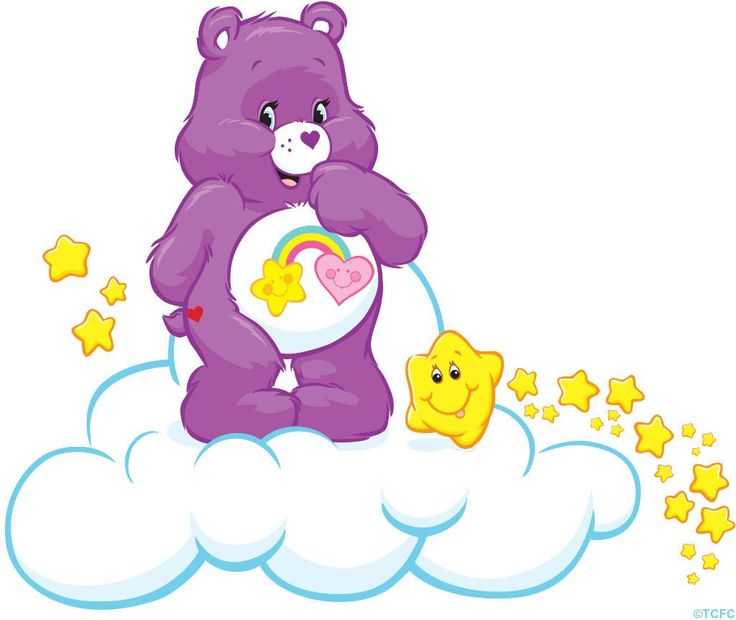 255 best Meet the Care Bears images on Pinterest   Care bears ...
