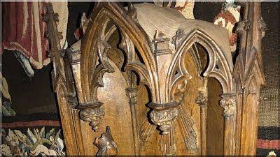 Gótikus bútorok - Bútorstílus