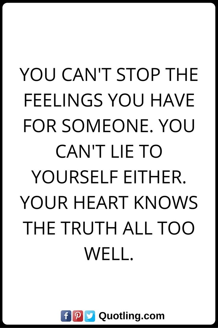 How to stop your feelings for someone