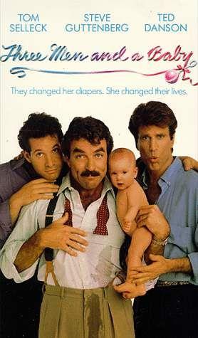 Três solteirões e um bebe (1987)