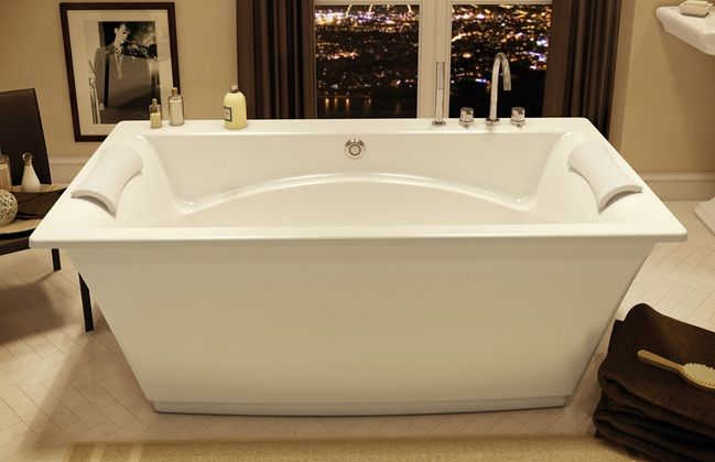 19 best Maax Freestanding Baths images on Pinterest | Freestanding ...
