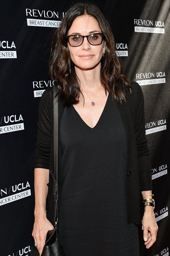 """Courteney Cox Says Brad and Angelina's Divorce Is """"Not About"""" Jennifer Aniston"""