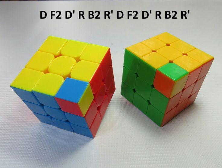Patron Rubik 3x3 Figura N. 9 por WL Rubik 3x3