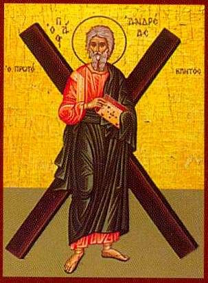 In search of the Apostles, 'Andrew, brother of Peter'