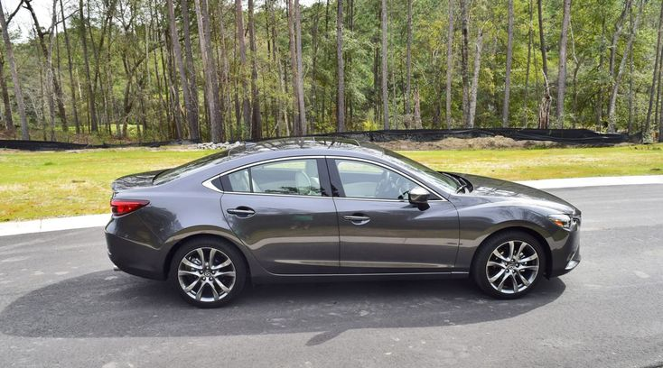 2017 Mazda6 Grand Touring - HD Road Test Review w/ 2 Videos » Car-Revs-Daily.com