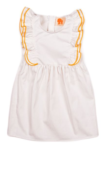 LITTLE LADIES WHO LUNCH DRESS: Precious Pinafore, Lunches, Baby Girl, Baby Dresses, Dr. Who, Kid