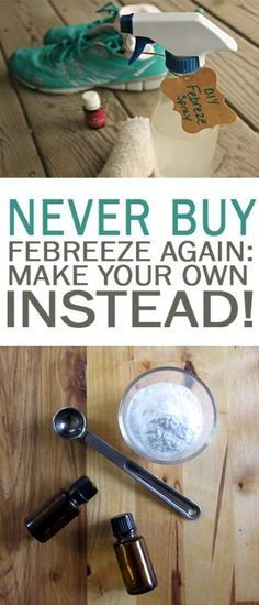 Never Buy Febreeze Again: Make Your Own Instead!| DIY Febreeze, Homemade Febreez…  – Essential Oils
