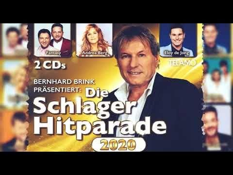 BERNHARD BRINK DIE DEUTSCHE SCHLAGER HITPARADE 2020
