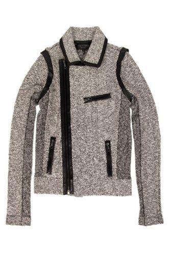A Rag & Bone tweed jacket that's anything but stodgy.