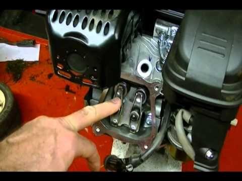 How To Adjust Valves On Ohv Briggs Amp Stratton Engine