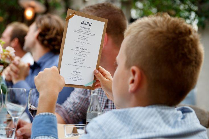 Bruiloft wijngaard