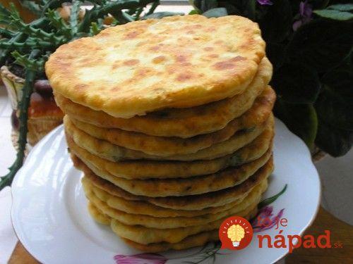Klenot z Liptova: Starý recept na najlepšie pečené Švábovníky s cibuľkou a slaninkou!