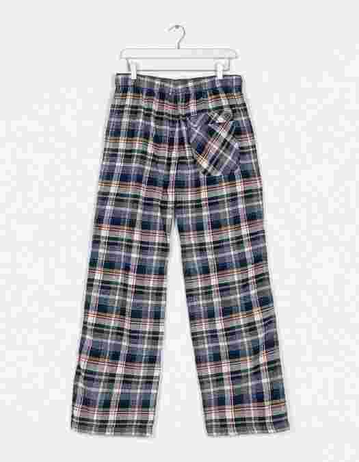 Main image showing Newhaven Check Lounge Pants