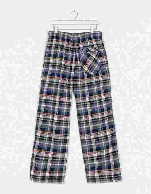 Main image showing Newhaven Check Lounge Pants
