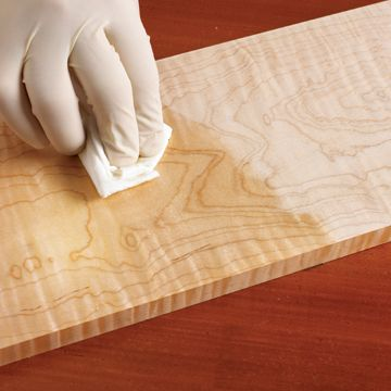 What boiled linseed oil lacks as a protective finish, it makes up for as an