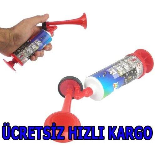 Bitmeyen Havalı Korna-Air Horn- ÜCRETSİZ KARGO 12,10 TL eMc Teknoloji'den Sanalpazar.com'da