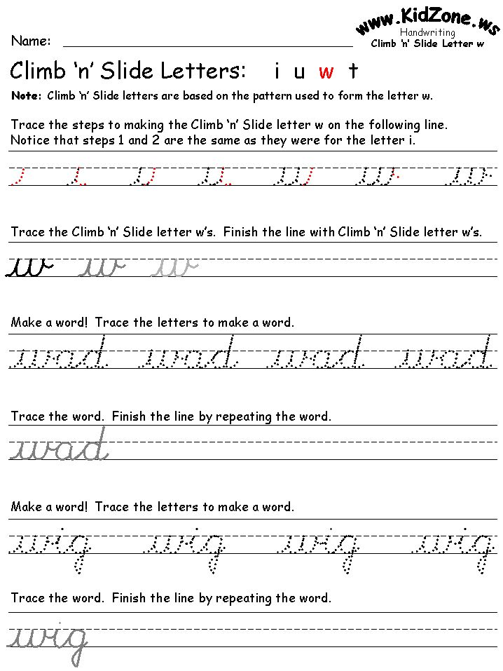 how to write in cursive for adults pdf
