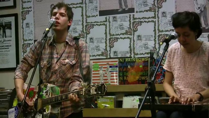 Jeffrey Lewis - Big A, Little A - HD