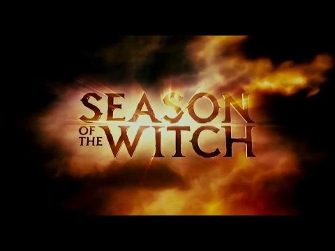 Season of the Witch Official Trailer HD   YouTube