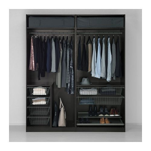 1000 ideas about pax wardrobe on pinterest ikea pax. Black Bedroom Furniture Sets. Home Design Ideas