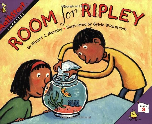 Room for Ripley- teaching capacity