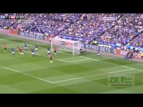 VIDEO Leicester 5   3 Manchester United Premier League Highlights   Soccer Highlights Today   Latest