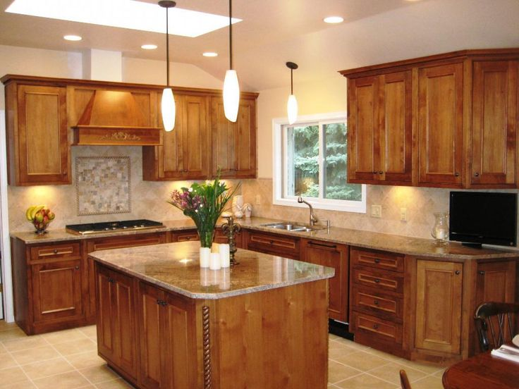l shaped kitchen designs ideas for your beloved home - Kchenbeleuchtung Layout