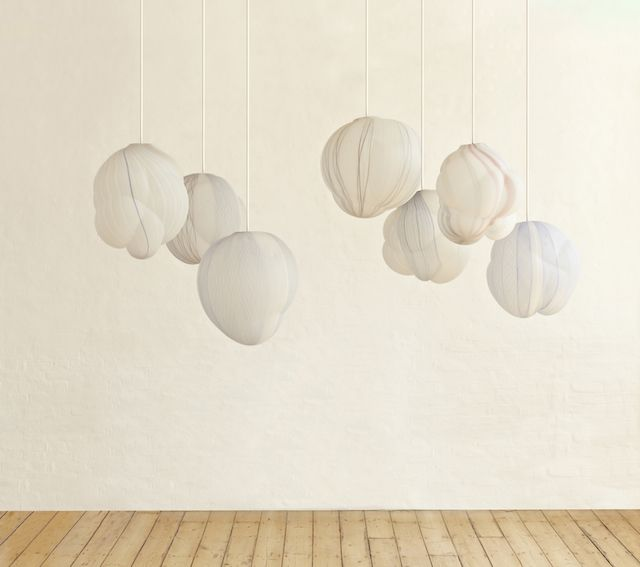 Clouds, Light Lamps from Jeremy Wintrebert