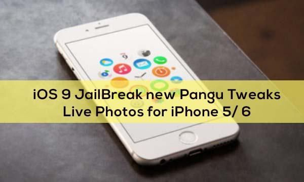 How to enable Live Photos on older iPhones like iPhone 6/ 5/ 5S
