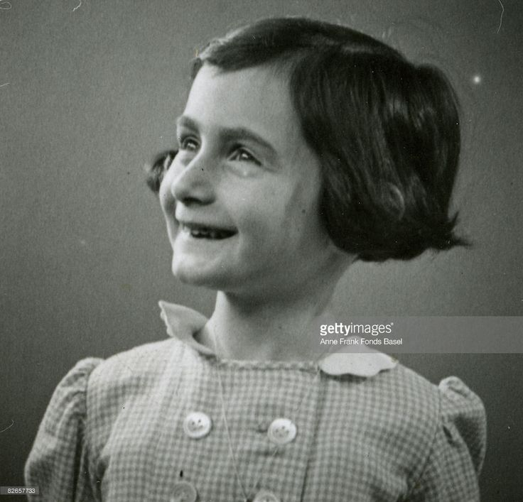 Anne Frank (1929 - 1945), 1935.