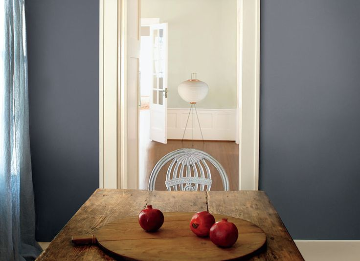 Color Collections - Benjamin Moore Tempest AF-590