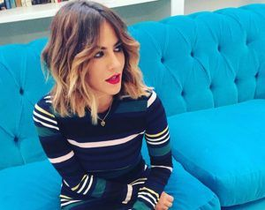 Caroline Flack Confirms Her New Boyfriend On Instagram