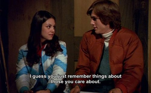 Jackie and Kelso - That 70s Show