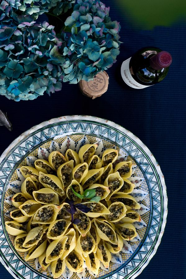 Rhapsodie en bleu (Au cœur de la Riviera du Levante) • Je cuisine marin © melopapilles http://melopapilles.com http://facebook.com/melopapilles
