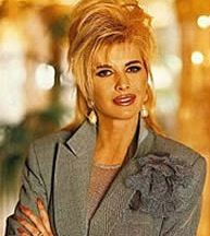 Ivana Trump Photos When She Was Young | Ivana Trump