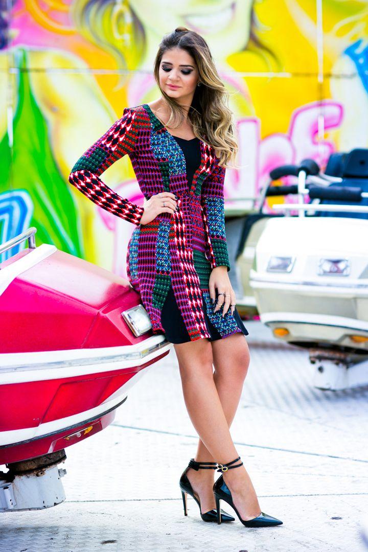 Look: Linda de Morrer (http://www.lindademorrer.com.br/)